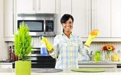 3 Top Ways To Keep A Clean And Safe Home While Self-Isolating